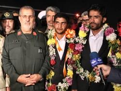ایران کے 5 سرحدی محافظ آزاد