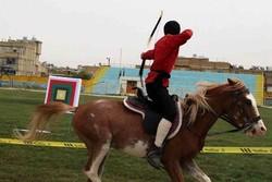 رقابت «هنرهای رزم سواره» قهرمانی جهان در شیراز آغاز شد