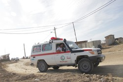 بارگیری ۸۰۰ چادر برای کمک به زلزله زدگان کرمانشاه