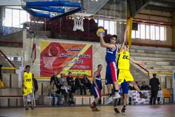 صعود بسکتبالیستهای نوجوان قم به مرحله سوم لیگ برتر