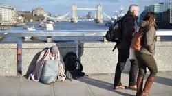 مرگ ۶۰۰ بی خانمان انگلیسی در سال گذشته/افزایش دو برابری آوارگان لندن