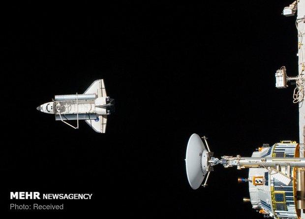 20 سالگی ایستگاه فضایی بین المللی