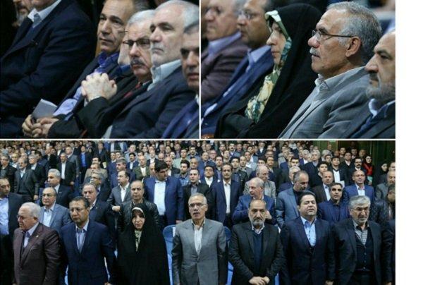 بیست وچهارمین همایش ملی توسعه صادرات غیرنفتی کشور در تبریز آغازشد