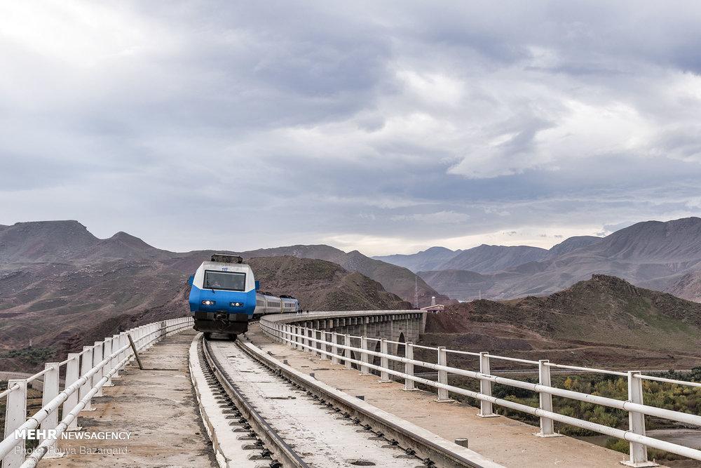 راهآهن گرگان-مشهد روی کاغذ ماند/ ابهام درباره همکاری چین