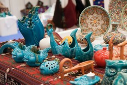 Iranian artists to showcase handicrafts in Iraq