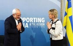 Zarif ile İsveçli mevkidaşı Yemen krizini konuştu