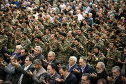 تہران میں نماز جمعہ