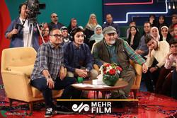 دکلمه خوانی زیبای محمدرضا شریفی نیا در برنامه خندوانه
