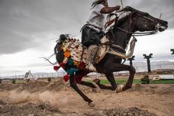 مسابقات بین المللی رزم سواره در شیراز
