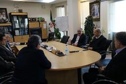 استاندار گلستان با معاون وزیر دفاع دیدار کرد
