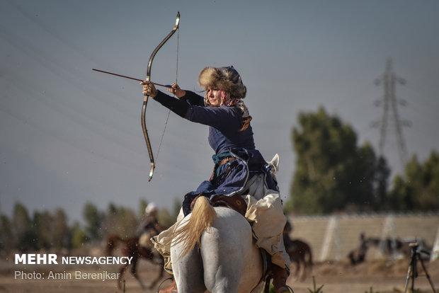 مسابقات الخيالة المقاتلين الدولية في شيراز