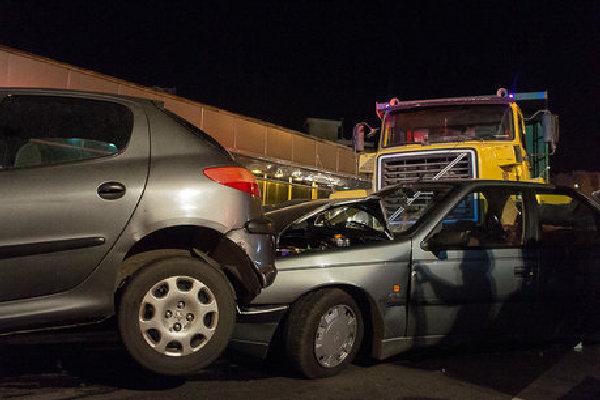 روزانه ۳۰۰ حادثه در تهران رخ می دهد