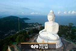 فلم/ بینکاک پر 300 میٹر کی بلندی سے ایک نظر
