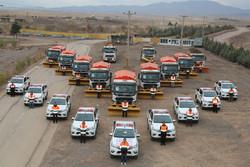 نیروهای امدادی در استان قزوین در آماده باش کاملند