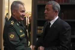 Rusya Savunma Bakanı Şoygu, Türkiye'ye geliyor
