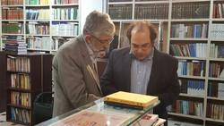حدادعادل از کتابفروشیهای تهران بازدید کرد