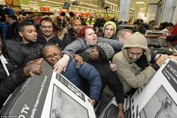 آمریکاییها ۶۰ میلیارد دلار در جمعه سیاه خرید کردند