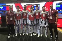 İran tekvandoda dünya şampiyonu oldu