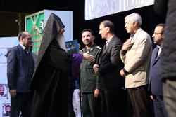 اختتامیه چهارمین همایش بینالمللی مناظرات رضوی در اردبیل