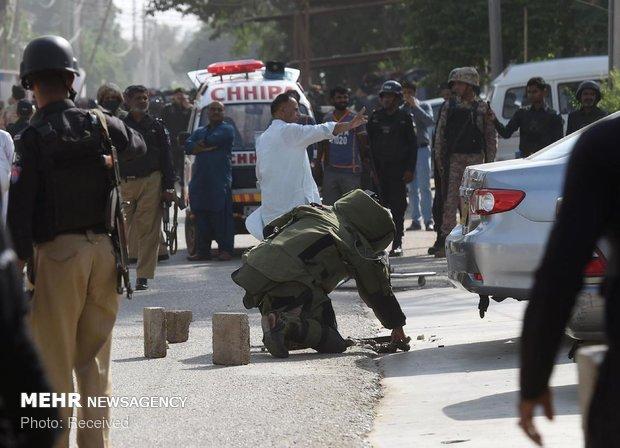کراچی میں چینی قونصل خانہ پرحملے میں ملوث مزید سہولت کارگرفتار