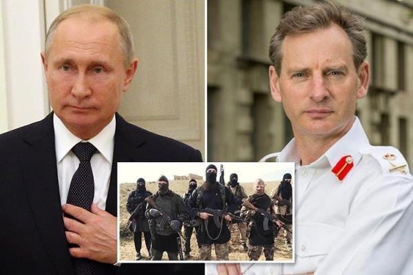 Rusya, DEAŞ ve El Kaide'den daha büyük bir tehdit