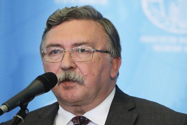 اولیانوف: آمریکا پیشتر پیمان منع موشکهای هستهای را نقض کرده است