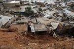 جا به جایی اضطراری ۸۰ خانوار ساکن در محله منبع آب اهواز
