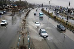 آخرین وضعیت بارش باران در استان ایلام