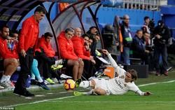 دیدار تیم های فوتبال ایبار و رئال مادرید