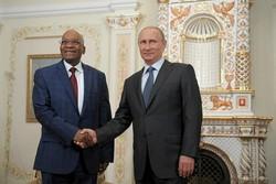 تجارت دوجانبه روسیه و آفریقای جنوبی ۳۰درصد افزایش یافت