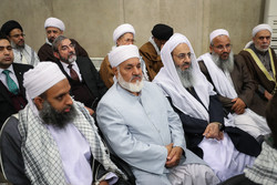 دیداری میوانانی کۆنگرەی یەکگرتوویی ئیسلامی لەگەڵ ڕێبەری