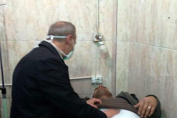 وزارت دفاع روسیه: در حمله حلب از گاز کلر استفاده شده است