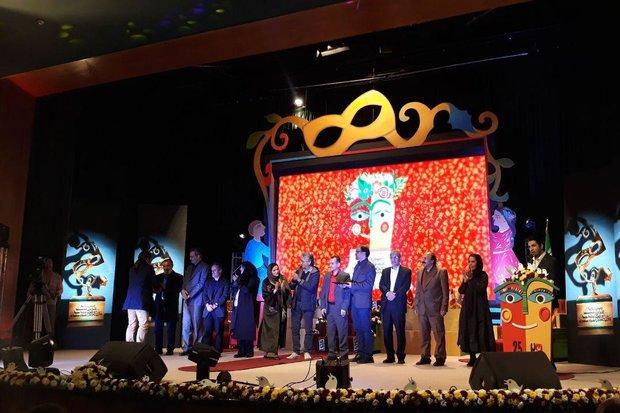 منتخبان بخش مسابقه بین الملل جشنواره تئاتر کودک معرفی شدند