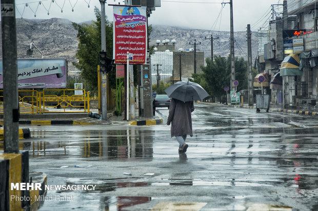 تداوم بارش باران و برف در کشور تا دو روز آینده