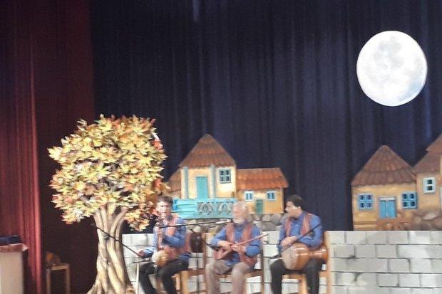 جشنواره موسیقی گرجی در مازندران پیگیری می شود