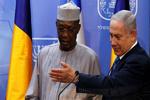 نتانیاهو به چاد سفر میکند