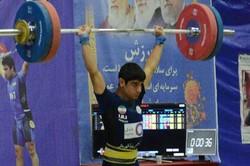 لرستان صدرنشین المپیاد استعدادهای برتر وزنهبرداری کشور شد