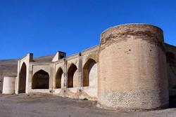مرمت و ساماندهی کاروانسرای شاه عباسی در آوج پایان یافت