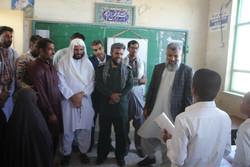 تحصیل ۲۱۰ دانش آموز در یک مدرسه دو کلاسه در جنوب سیستان وبلوچستان