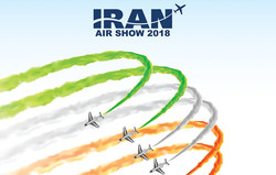 Iran Air Show starts on Kish Island