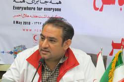 ۱۰ تیم امداد و نجات از قزوین به استان سیل زده لرستان اعزام شدند