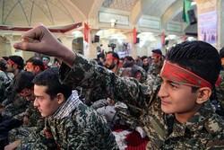 فرهنگ بسیجی مصداق بارز جهاد و تلاش/دشمن شناسی ویژگی بارز بسیج است