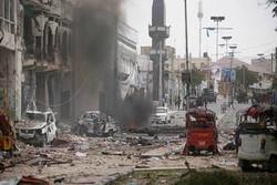 وقوع انفجار شدید در پایتخت سومالی
