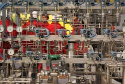 Iran gas projet
