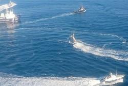 درخواست فوری فرانسه از روسیه برای آزادسازی کشتی اوکراینی