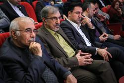 مراسم نکوداشت سید علی موسوی گرمارودی