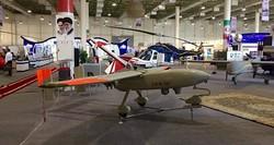 Iran Airshow 2018 running in Kish Island