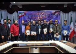 نفرات برتر مسابقات کشوری شطرنج در تبریز معرفی شدند
