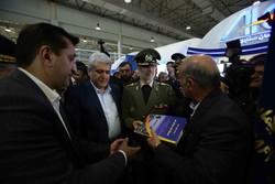 افتتاح معرض الصناعات الجوية الدولي في كيش /صور