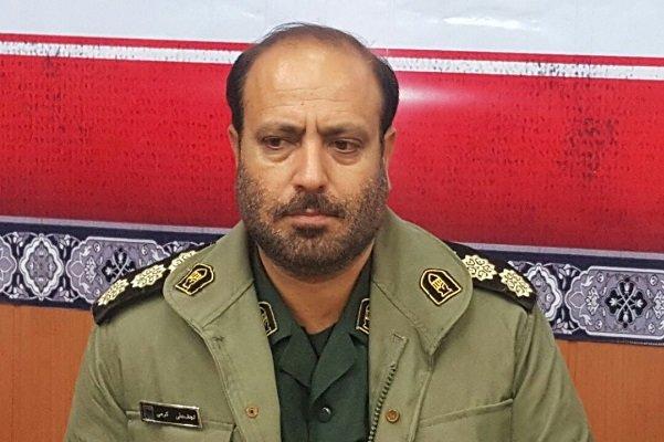 امنیت کامل در سرپلذهاب برقرار است /استقرار نیروهای بسیج و سپاه
